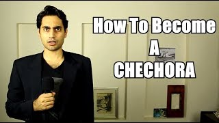 How To Become A Chechora In 5 Easy Steps | Danish Ali | hilarious