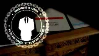 Message From Anonymous Operation Antisec