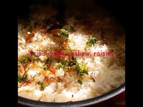 Fish biryani malabar style