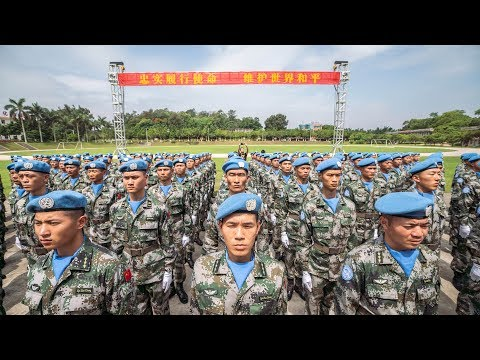 UN Peacekeeping publishes videos to show gratitude for worldwide peacekeepers