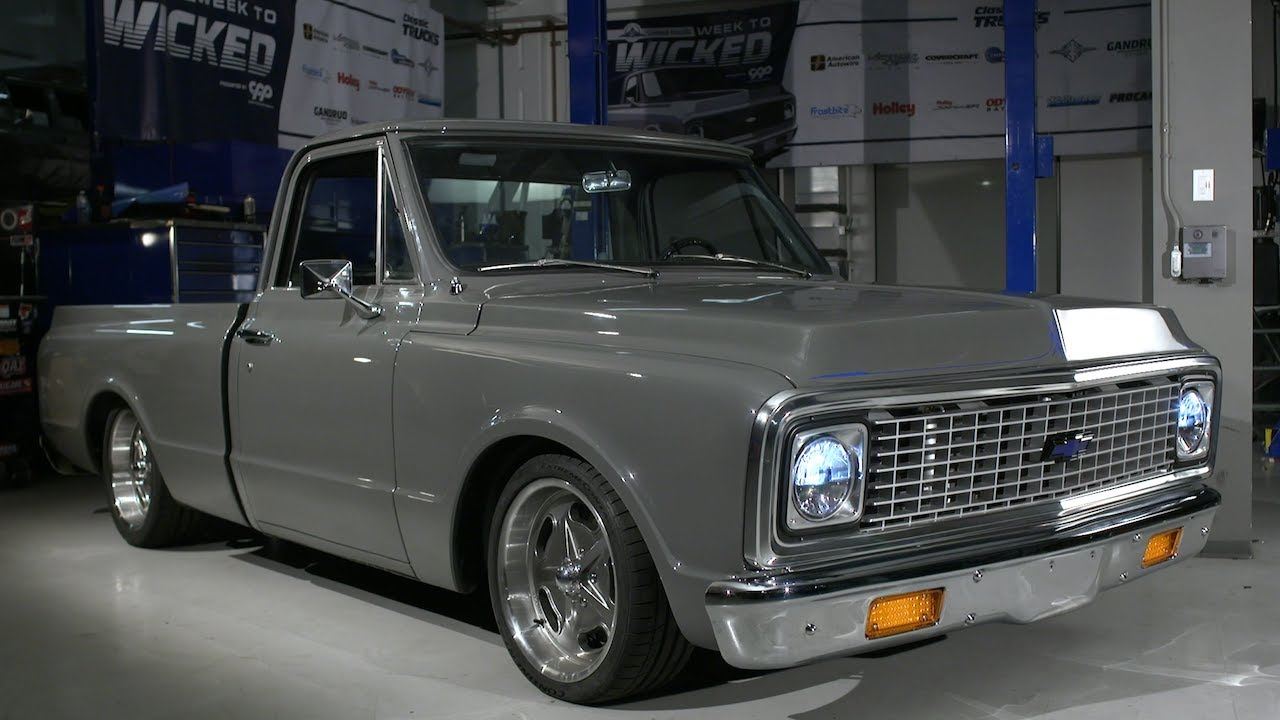 2019 Classic Trucks Week to Wicked: 1971 Chevrolet C10—FULL EPISODE