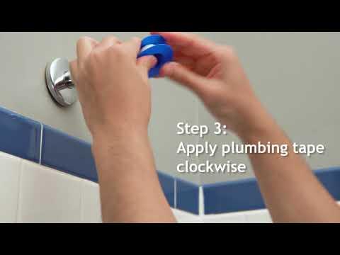 Replace Your Showerhead - WaterSense Bath Hack #1