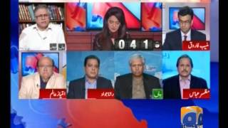 The elite must feel insecure if common men are to given security: Hassan Nisar