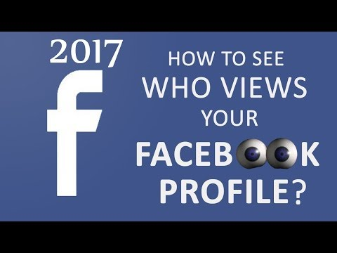 Who Is Visiting My Facebook Profile | Facebook Profile Viewers | Facebook Hidden Feature