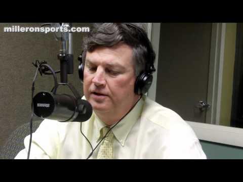 Jim Fuller Clerk of Courts Jacksonville Florida on Miller on Sports Segment One