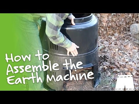 How to Set Up a Compost Bin | GreenShortz DIY