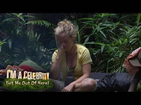 Kendra Wilkinson Dishes The Dirt On Husband Hank | I'm A Celebrity...Get Me Out Of Here!