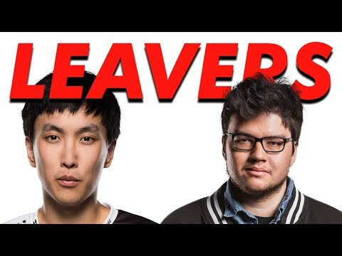 Doublelift and Dyrus LEAVE A RANKED GAME! Is Riot playing favorites?