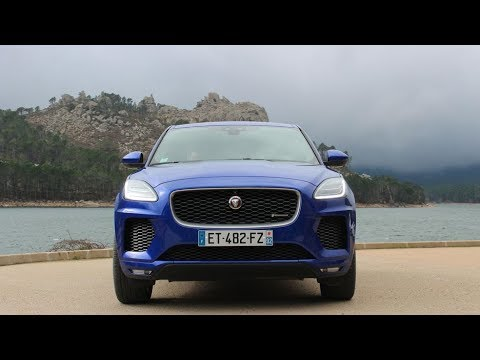 2018 Jaguar-E Pace Review:First dRiVE Concept Drive.