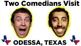 TWO COMEDIANS IN TEXAS! (Comedy Tour Vlog)