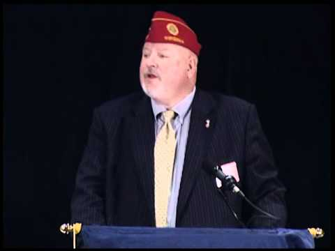 Dan Wheeler - 48th National American Legion Membership Workshop