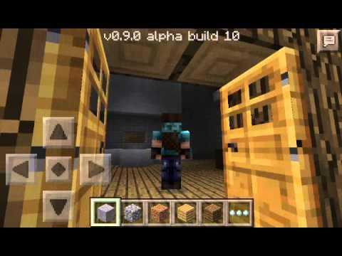 Minecraft pe 0.9.0 build 10 bikini bottom review