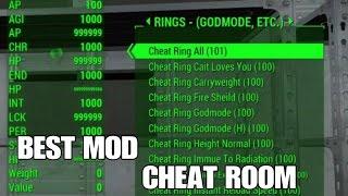 fallout 4 ps4 god mode