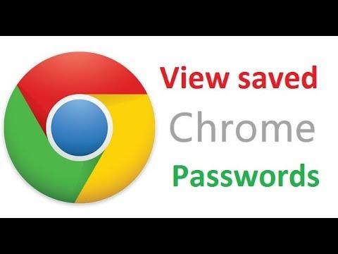 Hack Google chrome password 2017