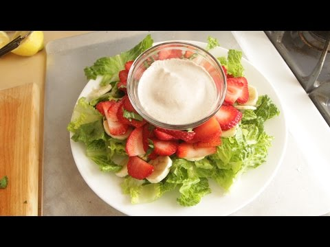 Strawberry Shortcake Salad Recipe