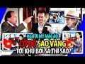 Người Mỹ mặc áo cờ đỏ sao vàng đi vào khu người Việt ở Bolsa thì sao?