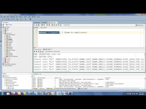 Formatting your Oracle Query Results Directly to CSV
