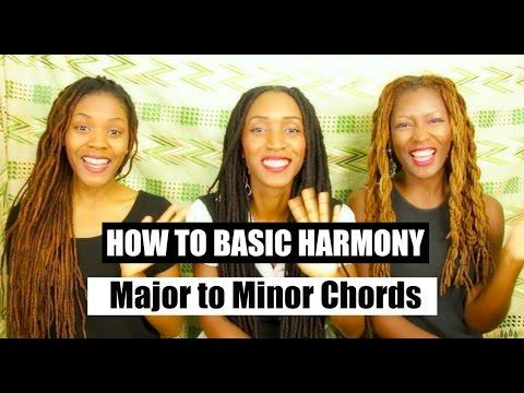 How To Harmony | Easy Harmony Exercise!