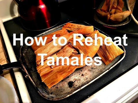 How to Reheat Tamales: 4 easy steps (mobile version)