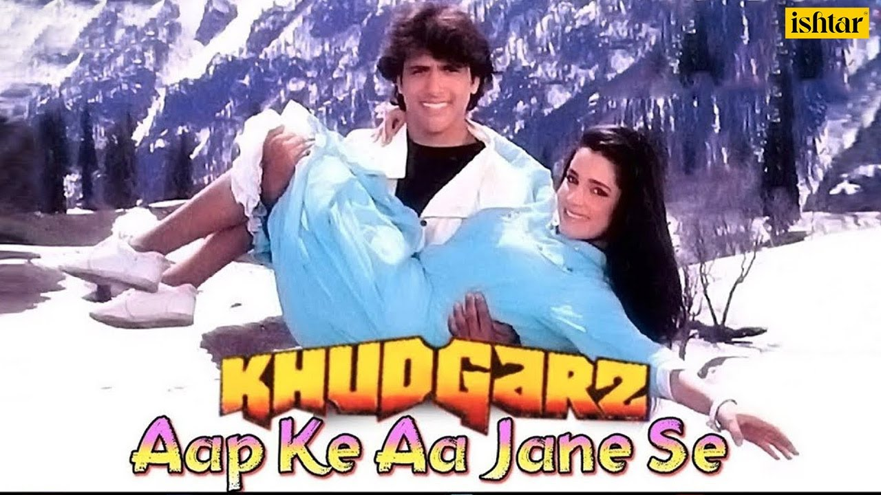 Download Aap Ke Aa Jane Se   Khudgarz   Govinda & Neelam   Mohammed Aziz, Sadhna Sargam   90's Superhit Song MP3 Gratis