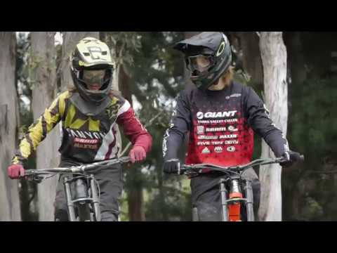 Trail Guide - Mystic DH, double black mtb maddness