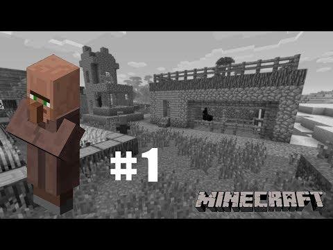 Minecraft: Village Search #1