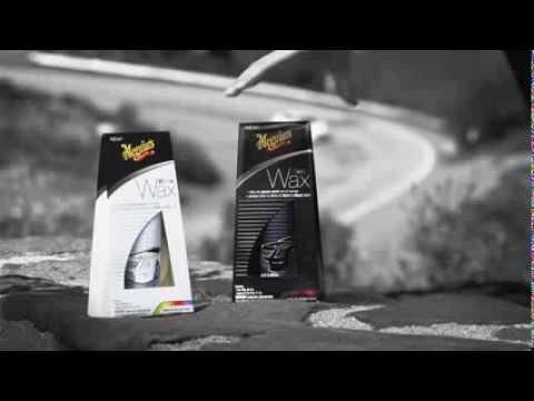 Meguiar's White Wax Commercial