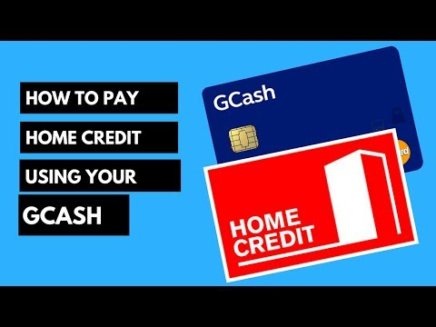 How to Pay Home Credit Using Gcash
