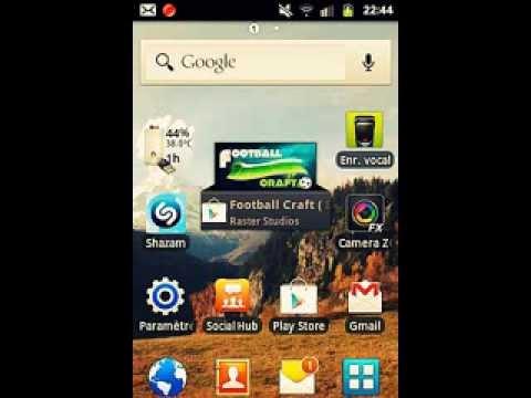 Derniere mise a jour du Galaxy Ace Android 2.3.6