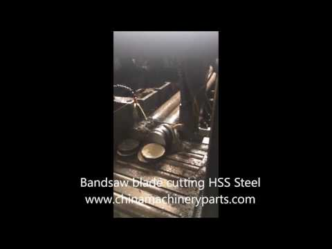 How to choose the band saw blades to cut different metal, steel and other material