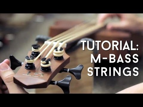 M-Bass String Replacement Tutorial