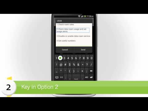 StarHub How-to's: Use Roam Manager to manage your Data-roaming Bill