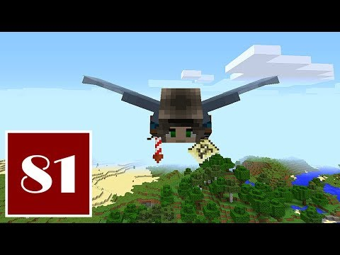 Minecraft Let's Play - 81 - Location Scouting: Where is the Creeper Farm?