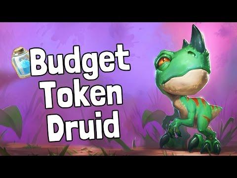 Budget Token Druid Deck Guide - Hearthstone