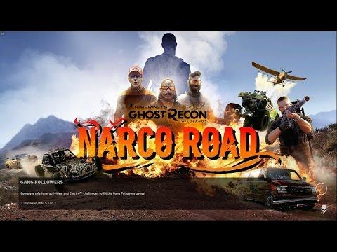Narco Road Electro Challenge Stunt Flying