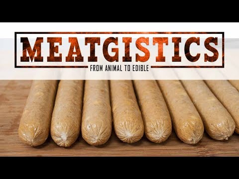 Meatgistics: How to Make a Juicier Chicken Bratwurst