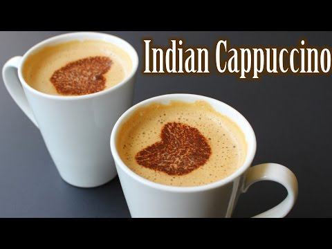 Quick and Easy Beaten Coffee Recipe | Indian Cappuccino Recipe | How to Make Beaten Coffee