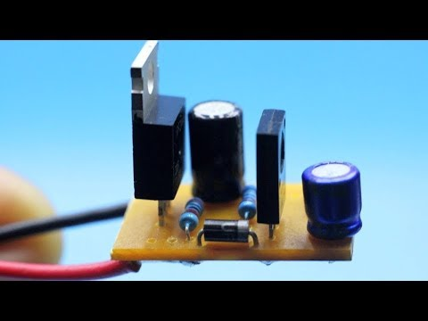 DIY Solid state relay 12V