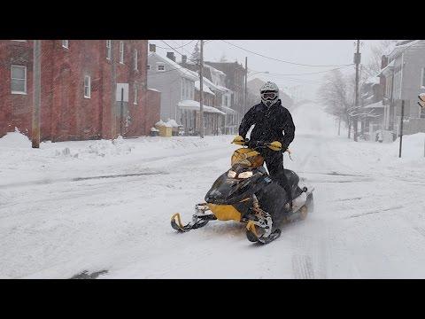 WINTER STORM STELLA (Lebanon, PA) Blizzard of 2017