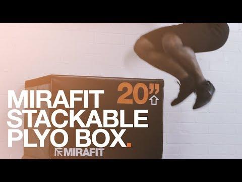 Mirafit Stackable Plyo Soft Box