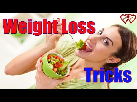 10 Weight Loss Tricks That Even Lazy People Cannot Ignore