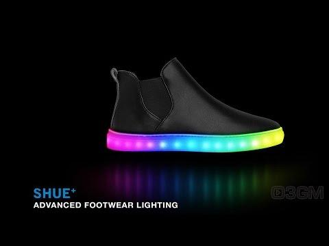 #19 - Press Release: NZXT SHUE+ (Advanced Footwear Lightening)
