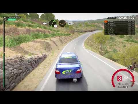 DiRT 4 Subaru Impreza 360 flip trick