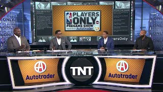 Players Only: Cavaliers Locker Room Drama