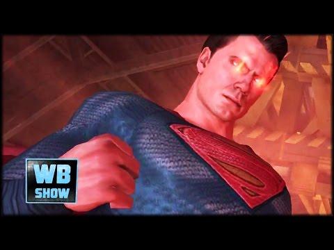 Injustice: Gods Among Us - Batman v Superman: Dawn of Justice - SUPERMAN