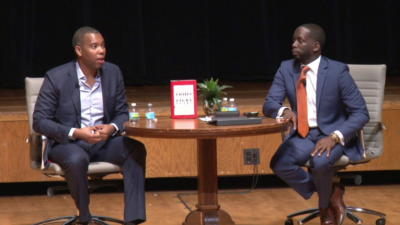 FAN: Ta-Nehisi Coates Q & A