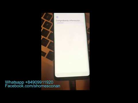 Remove google account FRP lock Samsung Galaxy S9 Plus G965U G965U1