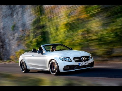 Mercedes AMG C 63 S Cabriolet   Autocar's favourite cars of the year