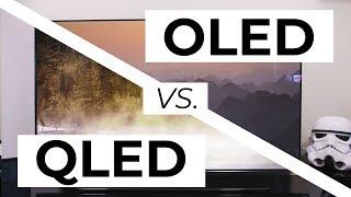 OLED vs QLED   What