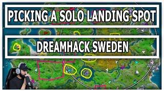Picking a Solo Landing Spot at LAN (Game 1 Review)
